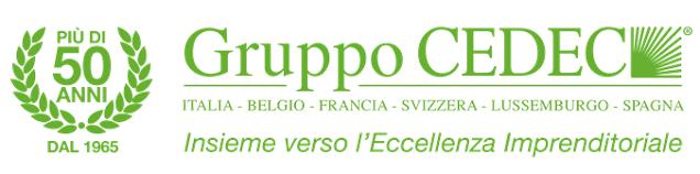 Logo + claim