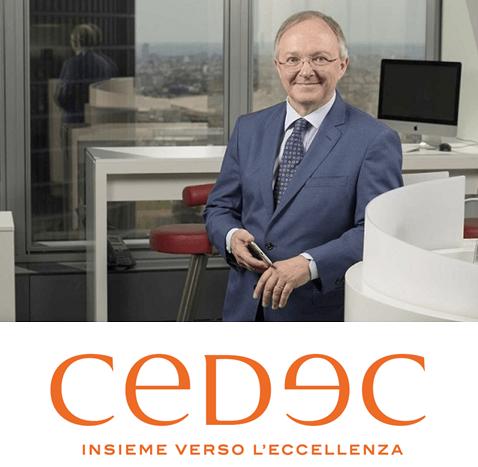 CEDEC presenta una nuova immagine e riafferma il suo impegno verso l'Eccellenza Imprenditoriale